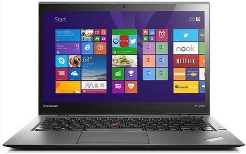 LENOVO THINKPAD X1 CARBON ULTRABOOK,Ci7-4600U 2.10,8GB,180GB